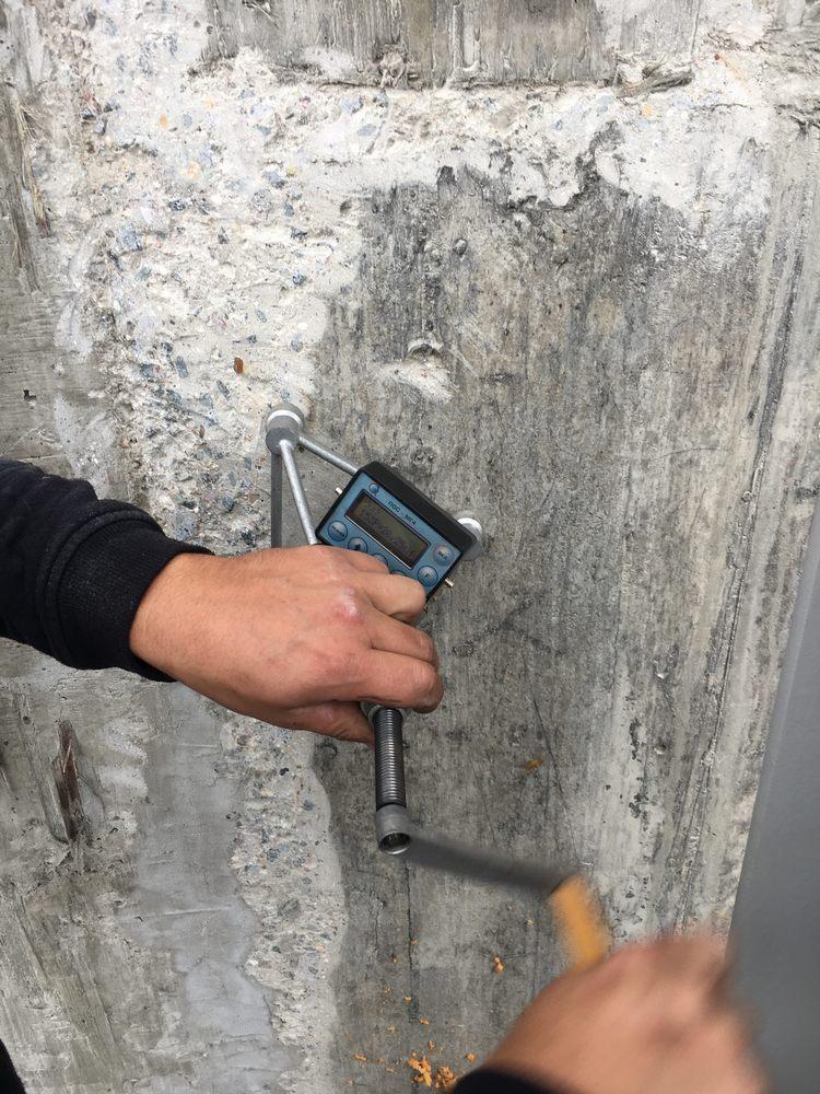 Партия бетонной смеси бетон поворотную